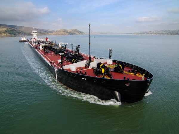 Articulated Tug Barges (ATBs) - Crowley