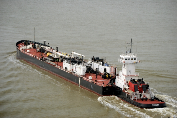 550 Class Articulated Tug Barges (ATBs) - Crowley