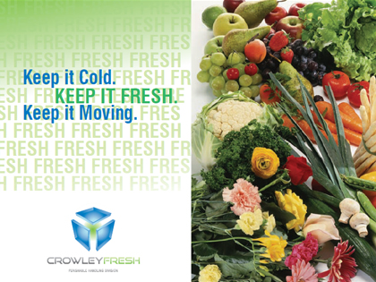 Crowley Fresh Cold Storage and Warehouse - Crowley
