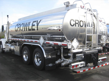 Wasilla Fuel Delivery - Crowley Petroleum Distribution - Crowley