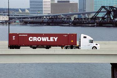 Crowley Truck