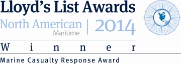 Marine Casualty Response Award