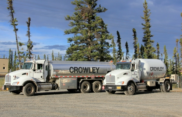 Palmer Fuel Delivery and Petroleum Services - Crowley