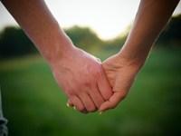 Spouses-hands