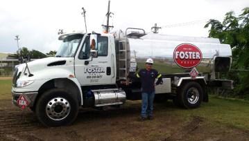 Alaska Fuel Delivery to Puerto Rico