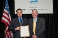 Andy accepting Explorer award web 2