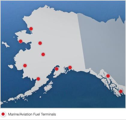 Aviation/Marine Fuel Terminals