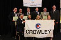 CSA Awards Crowley