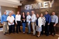 Cision 2015 Thomas Crowley Award Group