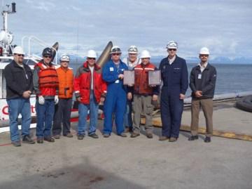 press release_Tesoro_safety award