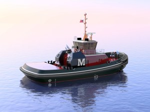 Jensen Maritime designs tugs, workboats, fishing vessel, and OSV solutions.