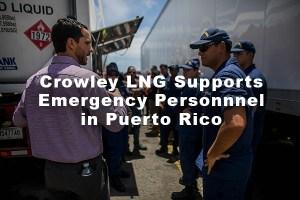 Crowley LNG Puerto Rico