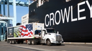 Crowley Solutions is a provider of supply chain, energy, technology and expeditionary logistics to government agencies