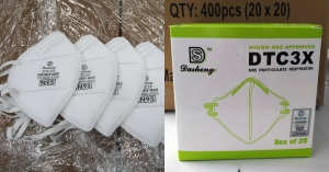 Crowley Solutions and its partners completed the sourcing and delivery of 5 million masks to the State of Maryland to assist its pandemic response