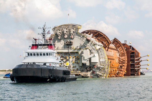 oil and gas offshore energy towing