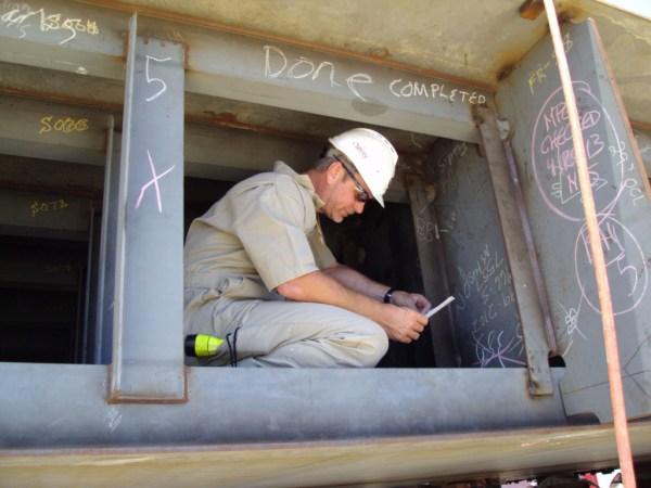 wind energy vessel construction management