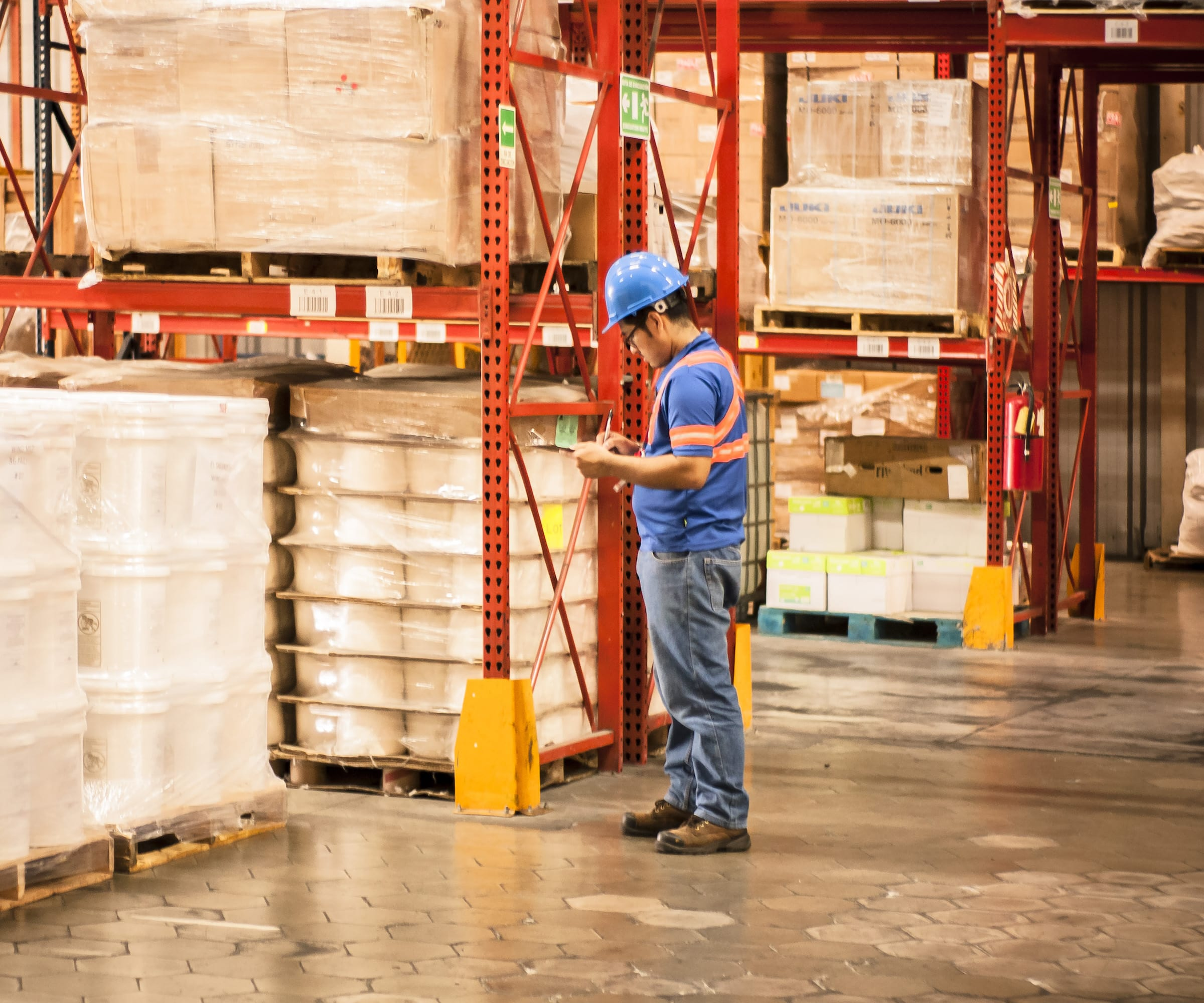 frequently asked questions logistics hero