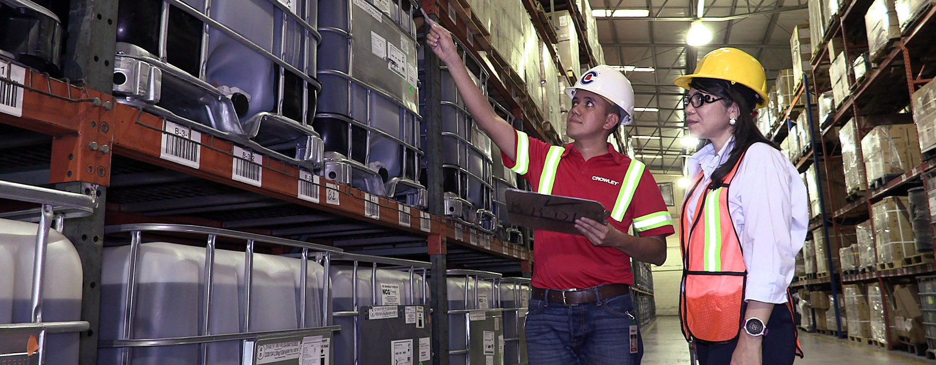 warehouses hero