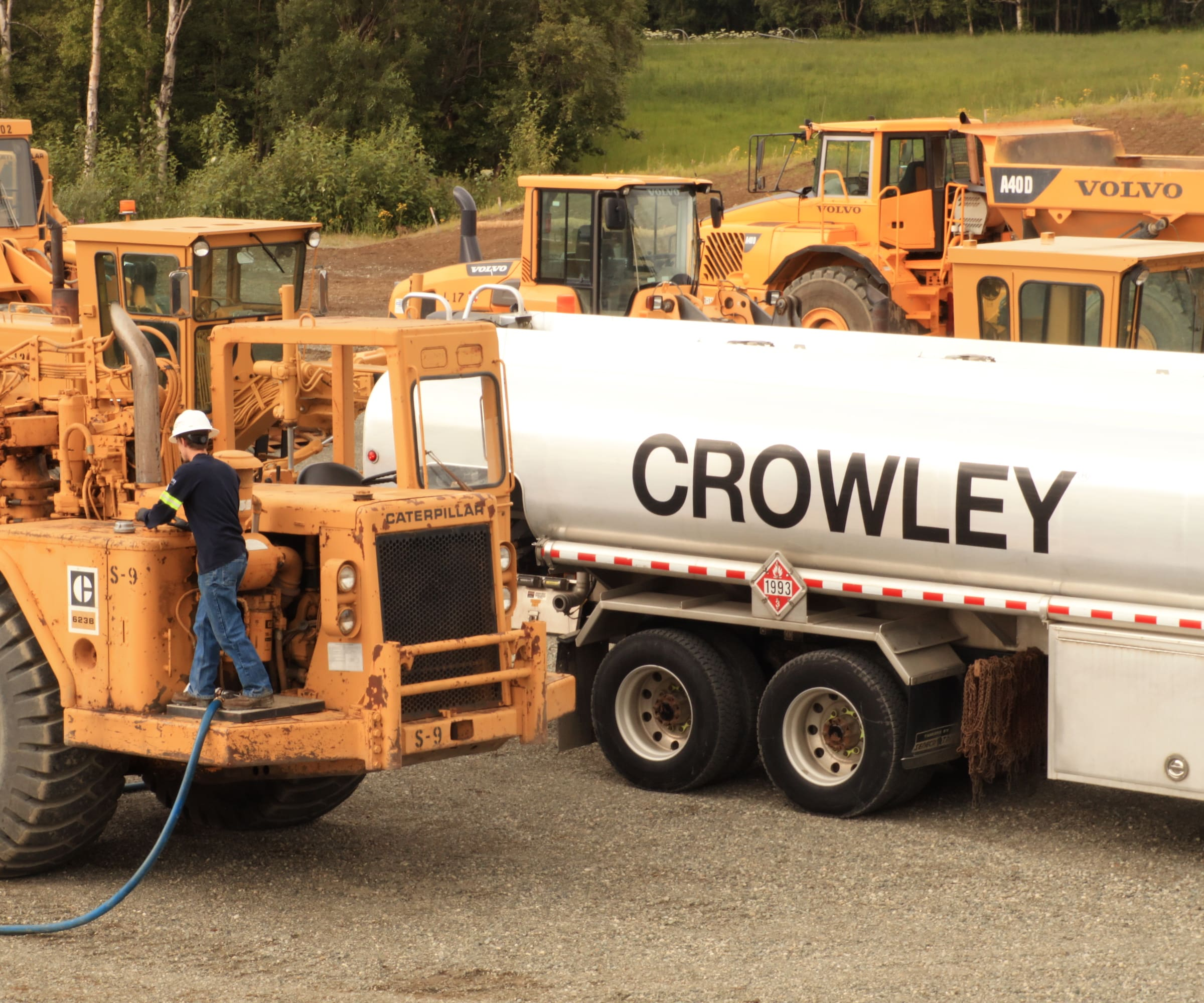 crowley fuels transportation construction marine hero