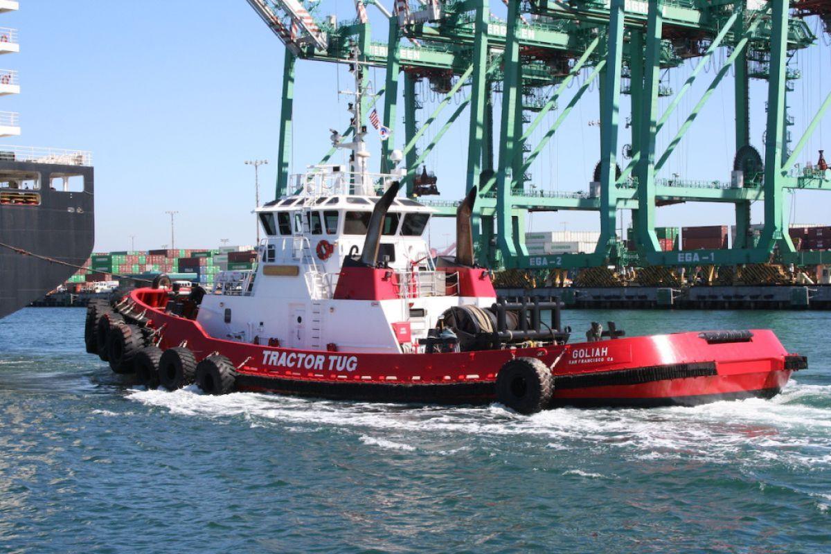 tugboat fleet