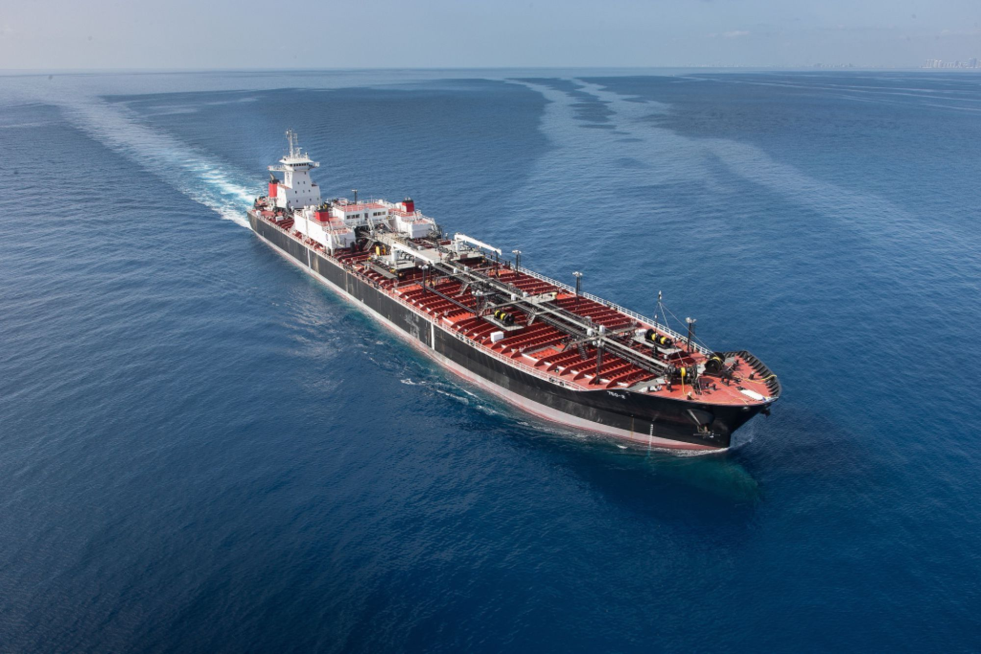 crowley shipping safe and reliable operations